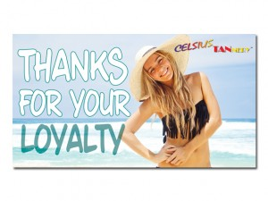 Loyalty Postcard