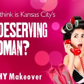 Nominate KC's Most Deserving Woman!